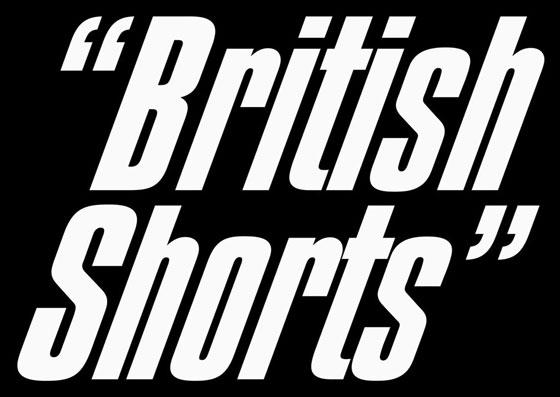 British Shorts 2016