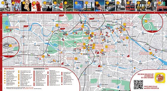 Casino Berlin In Maps