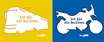 analysis ich bin ein berliner According to some reports, jfk should have said ich bin berliner (i am a citizen of berlin), because ich bin ein berliner means i am a jelly doughnut a berliner is, in fact, a type of jelly doughnut made in berlin.